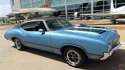 1970 Oldsmobile 442 Coupe  1970 Oldsmobile 442 ****Ram Air**** 455 4-Speed  - VIDEO
