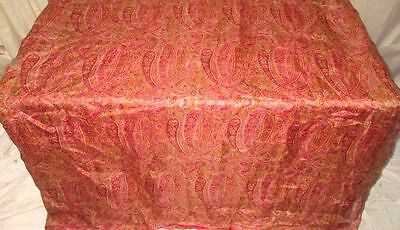 Maroon Pure Silk 4 yd Vintage Sari Saree what stores sell Design for sale #3977L