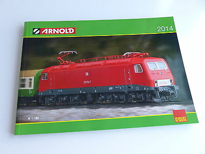 Arnold Catalogue Annee 2014
