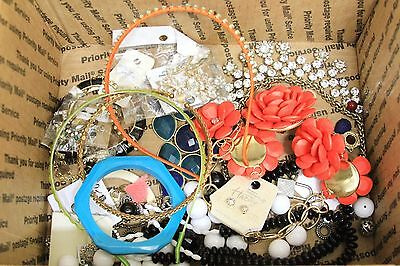 11 LBS Pound Broken, Easy repair and Wearable Jewelry Lot-llb-3