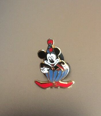 Disney Old Mickey Mouse Clown Pin