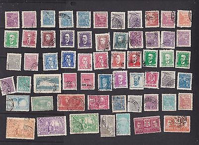 Brazil coollection of earlier types unsorted for watermark