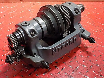Myford Ml 7 Complete Headstock Replacement Unit Engineering Lathe