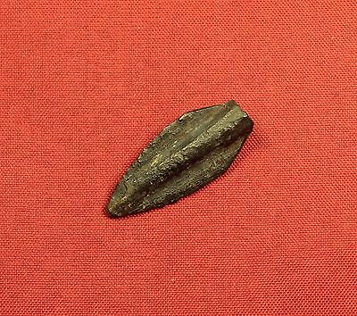Bronze Age Military Arrowhead