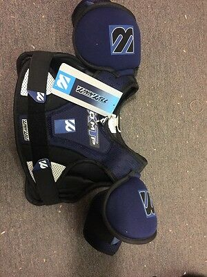 Junior Small Comp XT Shoulder Pads Sec G4
