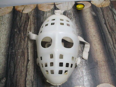Vintage Cooper Hm6 Hockey Face Mask Junior Size