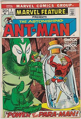 Marvel Feature (Vol 1) #7 - the Ant-Man