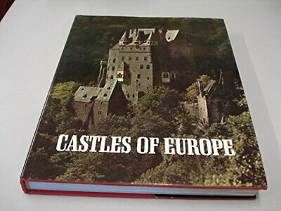 Castles of Europe by Anderson, William Hardback Book The Cheap Fast Free Post