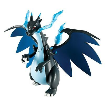"Pokemon Mega Charizard X Battle Attack 6"" Articulated Action Figure"