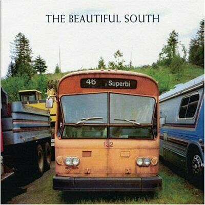 The Beautiful South - Superbi Limited Edition - The Beautiful South CD 9OVG The