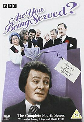 Are You Being Served? - The Complete Fourth Series [1976] [DVD] - DVD  LAVG The