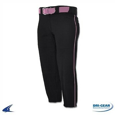 New Champro Youth Girls Performance Fastpitch Softball Pant BP71Y