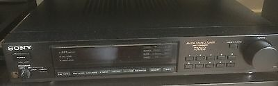 Sony St-S730Es St 730Es Fm / Am Audiophile Stereo Tuner