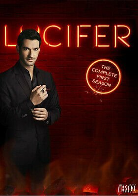 Lucifer: The Complete First Season [New DVD] 3 Pack, Ac-3/Dolby Digital, Dolby