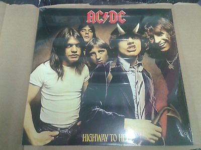 LP AC/DC HIGHWAY TO HELL vinile