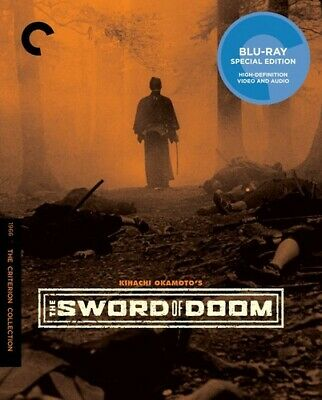 The Sword of Doom (Criterion Collection) [New Blu-ray] Widescreen