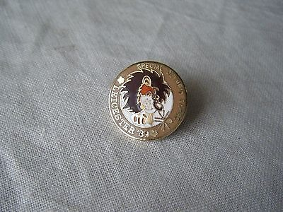 Special Olympic Games, Leicester '89 , Pin Badge