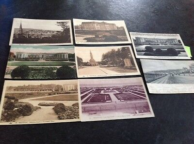 lot 8 Cartes Postales Cpa Deauville  (1)