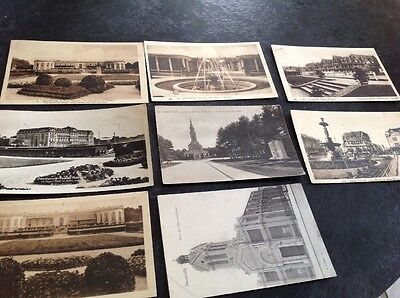 8 Cartes Postales Cpa Deauville  lot (2)