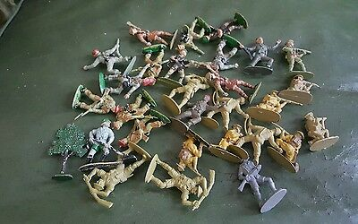 Charbens toy soldiers.