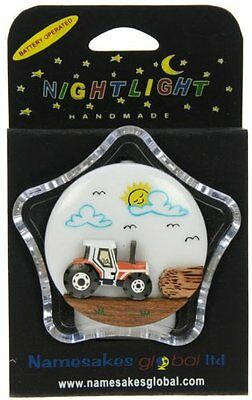 Namesakes Night Light