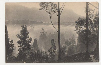 Ceylon, Sunrise with Clouds in The Valley Postcard, B239