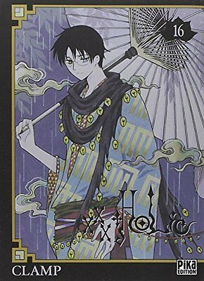 xxxHolic T16 Pika Clamp Pika Seinen Francais 180 pages Broche 15 07 2015 Book