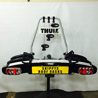 Thule 929 EuroClassic G6 3-Bike Towball Bicycle Carrier