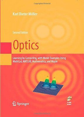 Optics Learning by Computing, With Examples Using Mathcad, Matlab, Mathematica