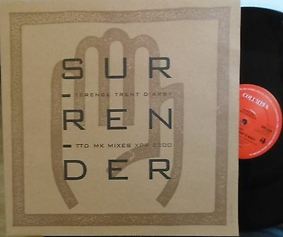"""TERENCE TRENT D'ARBY ~ Surrender ~ 12"""" Single PS - PROMO"""