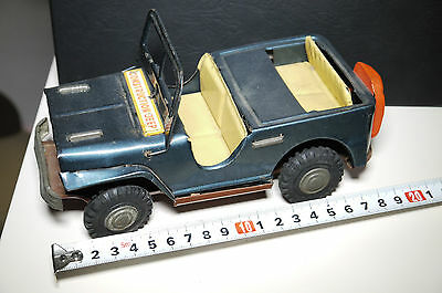 Jeep - Tiny Toy , made in Japan By KCO - Restore or Spare parts