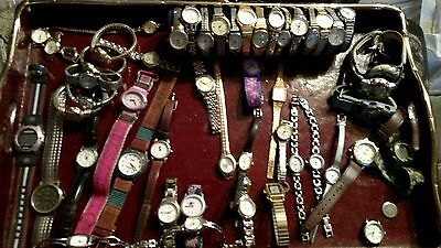 vintage timex watch lot 51 watches
