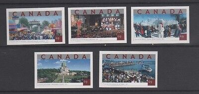 Canada 2004 - Tourist Attractions Mint Set