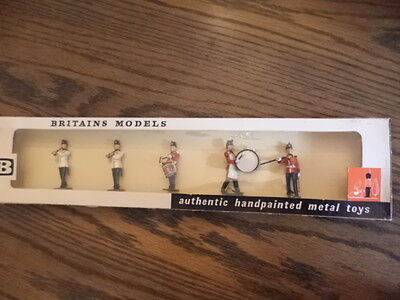 Britains Ltd., Models  Fort Henry Band #9154  Lead Soldiers  Nib