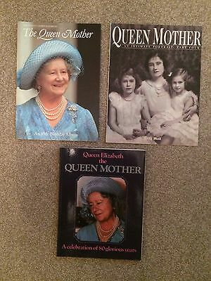 Vintage Magazine Lot #3 - Queen Mother - British Royal Collectable