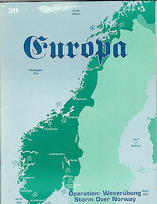 Europa 30, Official Mag of the Europa system 1993 - Games Research/Design (GR/D)