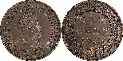 Canada - 1902 Large Cent