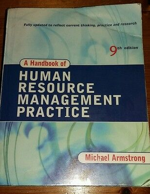 A Handbook of Human Resource Management Practice - Michael Armstrong