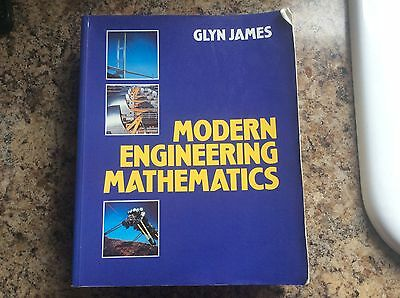 Modern Engineering Mathematics by Glyn James, etc. (Paperback, 1992)