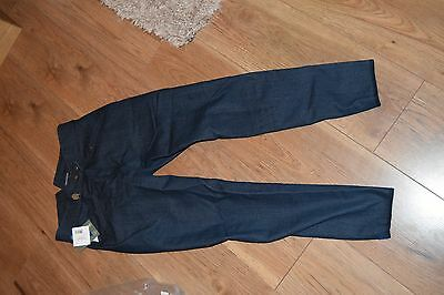 Derby House Denim Jodhpurs Breeches size 28 new with tags equestrian horse