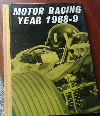 Motor Racing Year 1968-69 Review of the Years motor sport