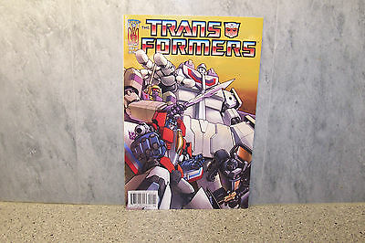 The Transformers: Prelude To Infiltration One-Shot