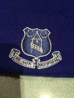 Everton Cuff Knitted Hat