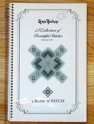 Emie Bishop Hardanger A Collection of Beautiful Stitches Cross 'N Patch Patterns