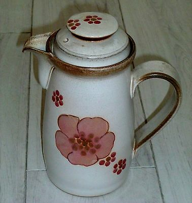 Denby Gypsy Coffee Pot - Excellent Condition