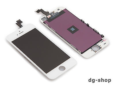 Original iphone 5S Display LCD Touch Glas Touchscreen Digitizer Retina Komplet W