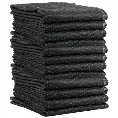 """48 Perfomance Moving Blankets 72"""" x 80"""" 54# Professional Quality"""