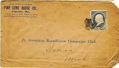 USA • Cork Canceled Cover w/Stamp • 32