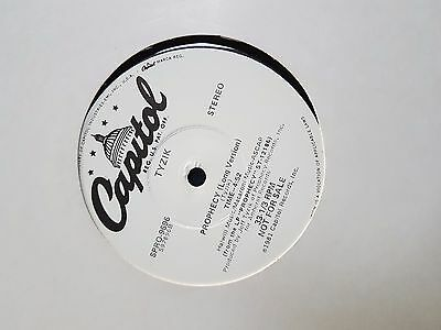 """Tyzik - Prophecy - Capitol Records - 12"""""""