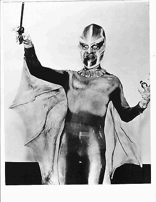 Outer Limits #05 Black And White 8X10 Photo Creature